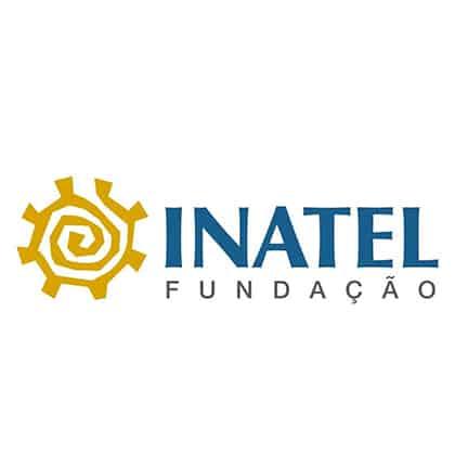 Logotipo fundação Inatel