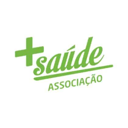 Logotipo + saúde associação